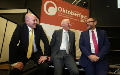 Durham Oktoberfest rebrands as EMCON to reflect a decade of growth