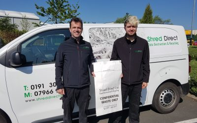Shred Direct ditches plastic as it celebrates fifth birthday