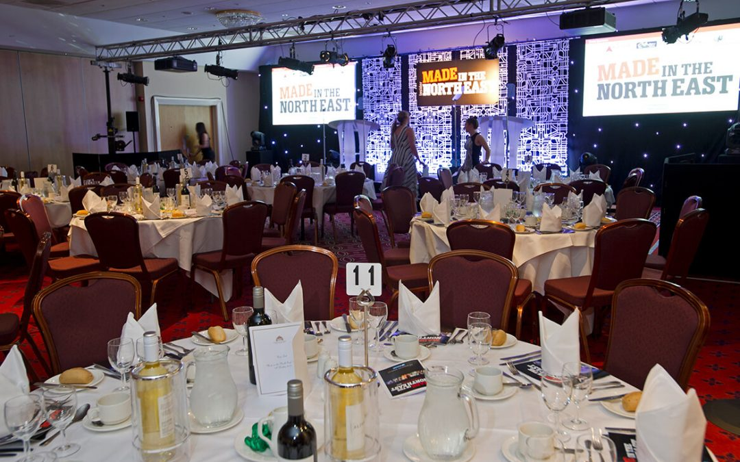 EMCON exhibitors urged to enter Made in the North East Awards