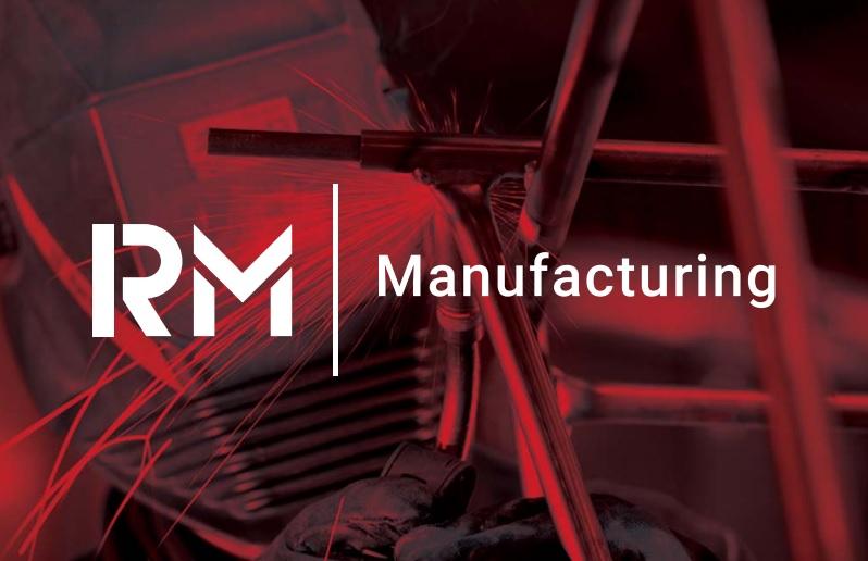 Spotlight On: EMCON Gold Sponsor RM Manufacturing