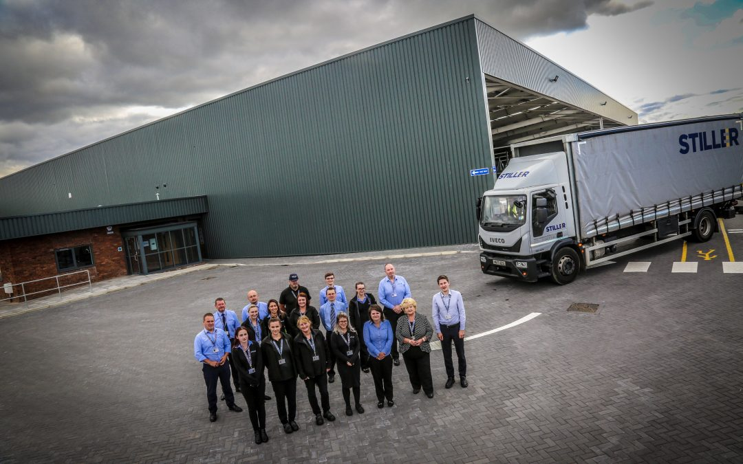 Exhibitor news: Stiller paves way for jobs growth as £2m distribution centre opens