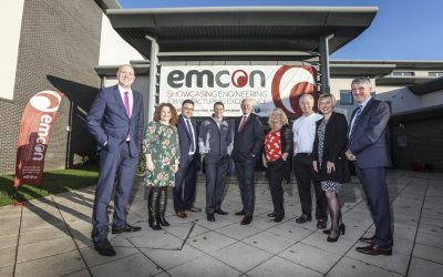 EMCON in the latest issue of North East Times