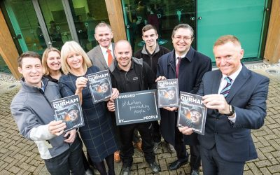 Businesses and people come together to showcase County Durham