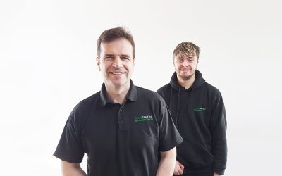 Incubator Zone exhibitor recruits former apprentice on a permanent basis