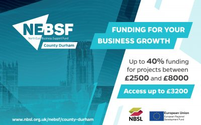 Exhibitor News: NBSL business support fund enters final year