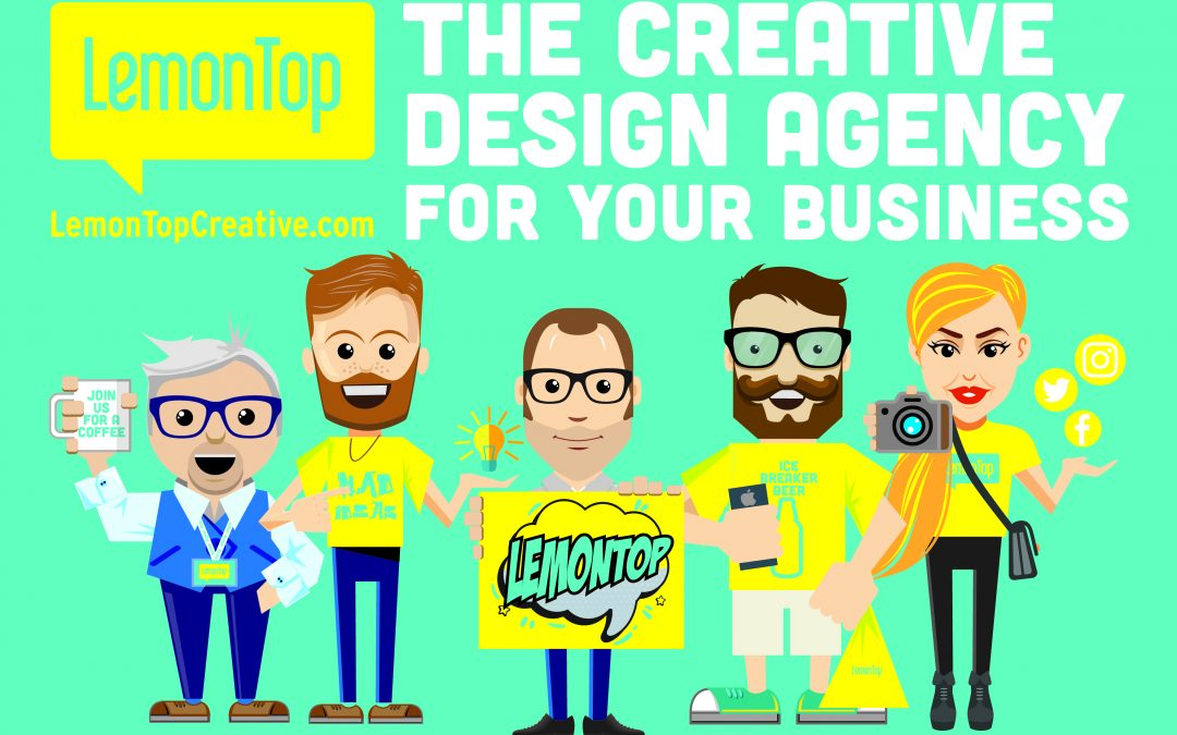 Sponsor Profile: LemonTop Creative