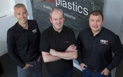 Exhibitor News: Senior appointments support Omega Plastics' growth