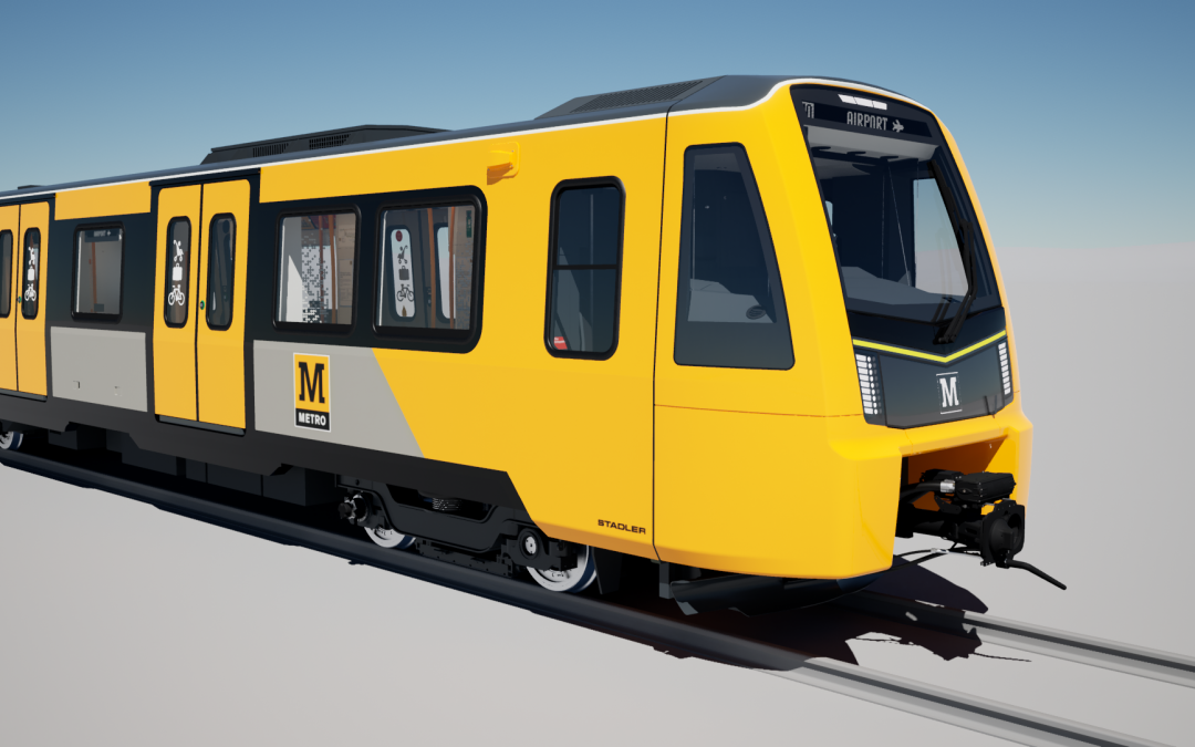 HEADLINE SPONSOR NEWS: Stadler pledges to work in partnership with Newcastle University