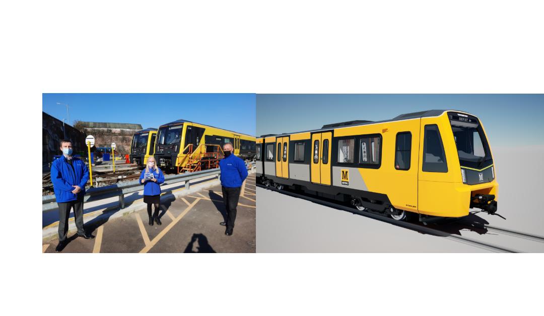 HEADLINE SPONSOR NEWS: Stadler named Business of the Year in Rail Business Awards 2021
