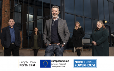 SPONSOR NEWS: Supply Chain North East Will Host Village At EMCON