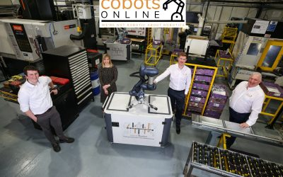 SPONSOR NEWS: Cobots Online will attend EMCON as a Silver Sponsor