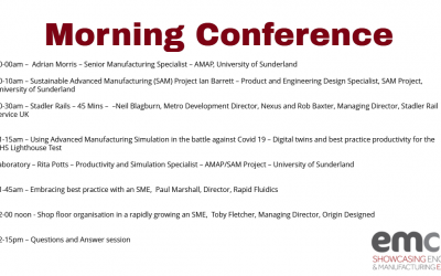 EMCON NEWS: Morning Conference 2021